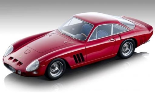 Ferrari 330 1/18 Tecnomodel LMB rouge 1962 Pressefahrzeug miniature