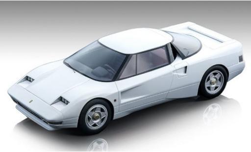 Ferrari 408 1/18 Tecnomodel 4RM white 1987 diecast model cars