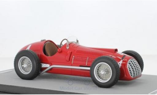 Ferrari F1 1/18 Tecnomodel 275 No.4 Scuderia Formel 1 GP Belgien 1950 A.Ascari miniature