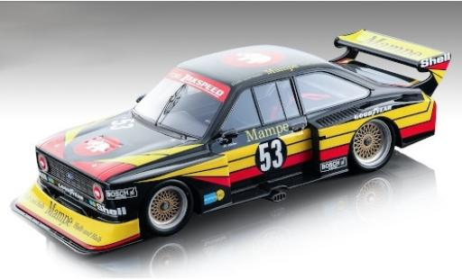 Ford Escort 1/18 Tecnomodel II RS Turbo No.53 Team Zakspeed Mampe DRM Norisring 1978 A.Hahne diecast model cars