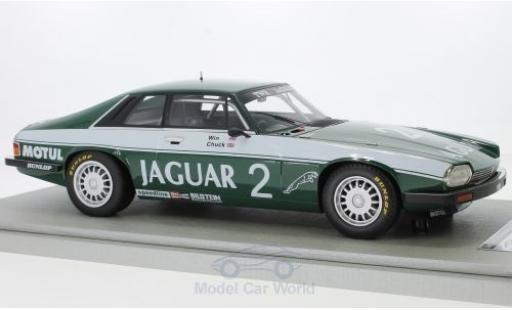 Jaguar XJS 1984 1/18 Tecnomodel RHD No.2 T.W.R Racing ETCC 500 km Donington W.Percy/C.Nicholson miniature