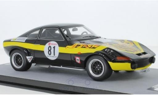 Opel GT 1/18 Tecnomodel 1900 No.81 500km Nürburgring 1971 G.Schuler/D.Frohlich miniature
