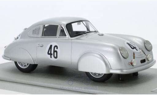 Porsche 356 1/18 Tecnomodel SL No.46 24h Le Mans 1951 A.Veuillet/E.Mouche diecast model cars