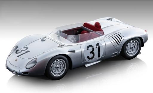 Porsche 718 1/18 Tecnomodel RSK No.31 KG 24h Le Mans J.Bonnier/W.von Trips miniature
