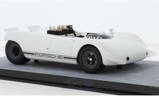 Porsche 909 1968 1/18 Tecnomodel Bergspyder blanche miniature