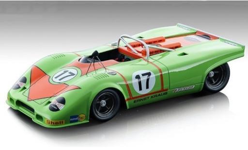Porsche 917 1971 1/18 Tecnomodel Spyder RHD No.17 Boeri Sport Interserie Silverstone E.Kraus miniature