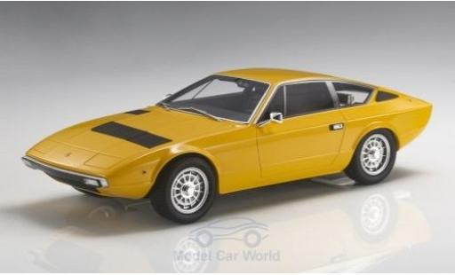 Maserati Khamsin 1/18 Topmarques Collectibles jaune 1976 miniature
