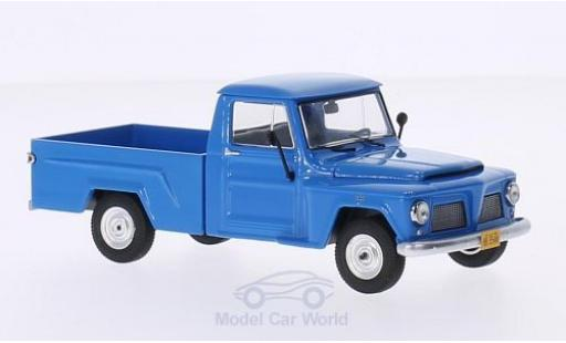 Ford F-75 1/43 Triple 9 Collection Pick Up bleue 1980 miniature