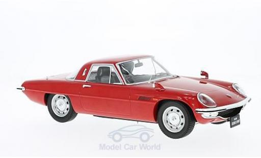 Mazda Cosmo 1/18 Triple 9 Collection Sport rouge RHD Diecast Sealed Body Series ohne Vitrine miniature