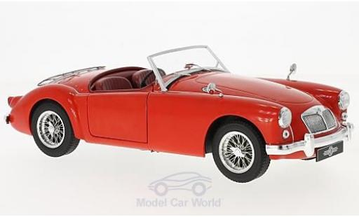MG A 1/18 Triple 9 Collection MKI 1500 rouge RHD 1957 miniature