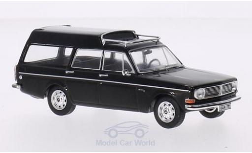 Volvo 145 1/43 Triple 9 Collection Express noire 1969 miniature