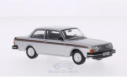 Volvo 242 1/43 Triple 9 Collection GT grey/Dekor 1978 diecast model cars