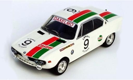 Bmw 2800 1/43 Trofeu CS No.9 Castrol 24h Spa 1971 D.Moorkens/J-L.Haxhe miniature