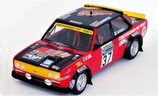 Fiat 131 1/43 Trofeu Abarth No.37 Rallye WM RAC Rallye 1979 L.Battistolli (Lucky)/F.Pons diecast model cars