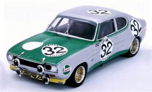 Ford Capri 1/43 Trofeu MKI RS 2600 No.32 24h Spa Francorchamps 1971 H.Menzel/B.Blank miniature