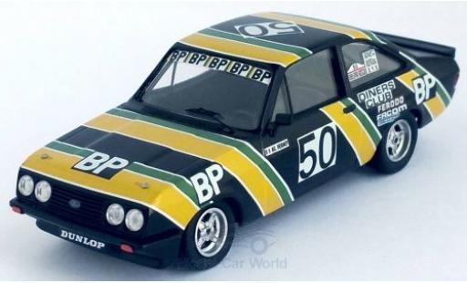 Ford Escort 1/43 Trofeu MK II RS 2000 No.50 BP 24h Spa 1979 A.C.Verney/J.P.Delaunay/C.Grandet miniature