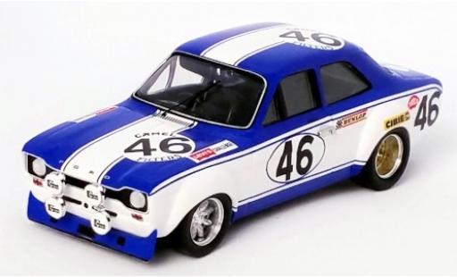 Ford Escort 1/43 Trofeu MK1 RHD No.46 24h Spa Francorchamps 1972 H.Menzel/D.Matthews miniature