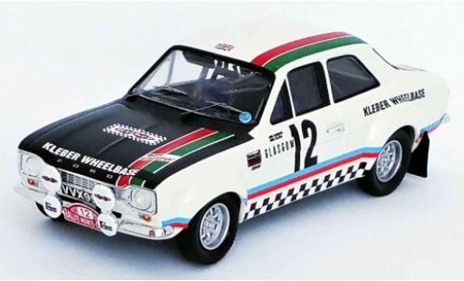 Ford Escort 1/43 Trofeu MK1 RS 1600 RHD No.12 Rallye Monte Carlo 1973 C.Sclater/J.Davenport miniature