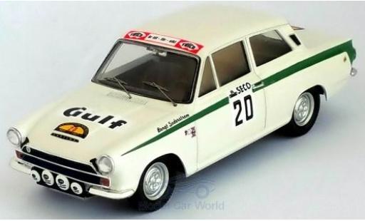 Ford Lotus 1/43 Trofeu Cortina No.20 Rallye Schweden 1967 B.Söderström/G.Palm miniature