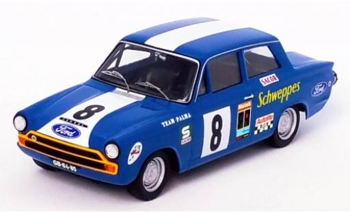 Ford Lotus 1/43 Trofeu Cortina No.8 Team Palma Montes Claros 1969 F.Santos miniature