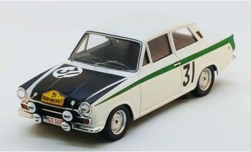 Ford Lotus 1/43 Trofeu Cortina RHD No.31 Marathon de la Route 1966 J.Ickx/G.Staepelaere modellautos