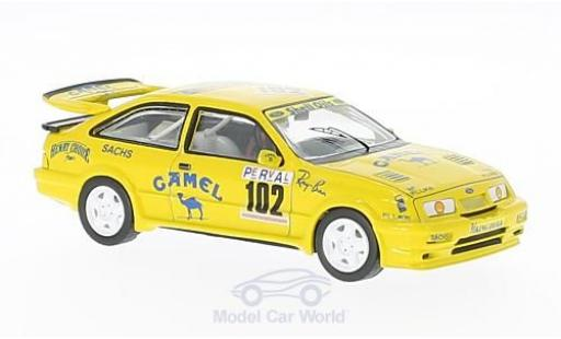 Ford Sierra Cosworth RS 1/43 Trofeu Cosworth 500 No.102 Camel Rallycross EM Portugal 1992 B.Skogstad miniature