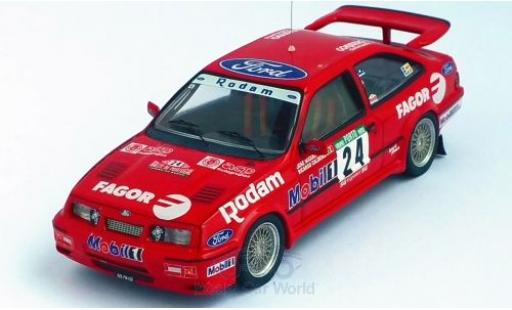 Ford Sierra 1/43 Trofeu RS Cosworth No.24 Rallye WM Rally Portugal 1989 J.Miguel/R.Caldeira miniature