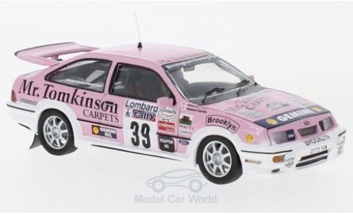 Ford Sierra Cosworth 1/43 Trofeu RS No.39 Rallye WM RAC Rallye 1989 G.Evans/H.Davies diecast model cars