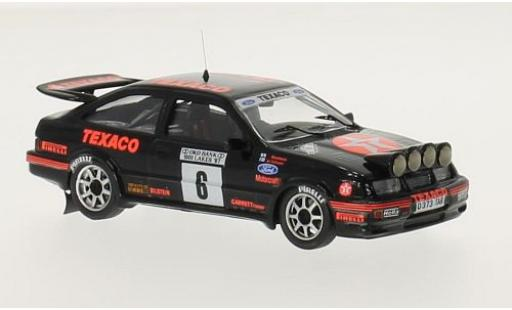 Ford Sierra 1/43 Trofeu RS Cosworth No.6 Texaco 1000 Lakes Rallye 1987 A.Vatanen/B.Berglund diecast model cars