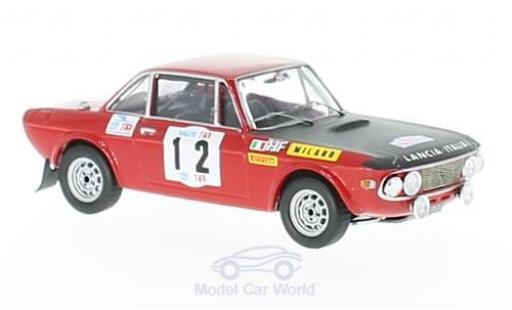 Lancia Fulvia 1/43 Trofeu 1600 S Rallye Portugal 1971 S.Lampinen/J.Davenport miniature