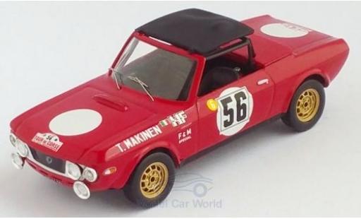 Lancia Fulvia 1/43 Trofeu F&M No.56 Tour de Corse 1969 T.Makinen/P.Easter miniature