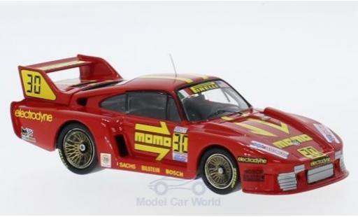 Porsche 935 1980 1/43 Trofeu J No.30 Momo 24h Daytona 1980 G.Moretti/F.Cazzaniga/B.Canepa miniature
