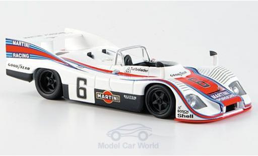 Porsche 936 1976 1/43 Trofeu /76 No.6 Martini Dijon J.Ickx/J.Mass diecast model cars