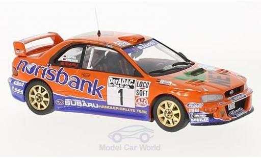 Subaru Impreza WRC 1/43 Trofeu S4 WRC98 No.1 Norisbank Rallye DM Rallye Deutschland 2000 A.Kremer/K.Wicha miniature