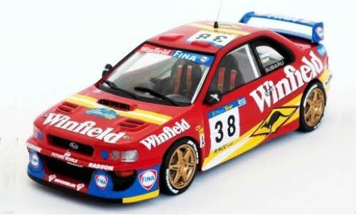Subaru Impreza 1/43 Trofeu WRC No.38 Winfield Rallye WM Rally Catalunya 1998 R.Verreydt/J-F.Elst miniature