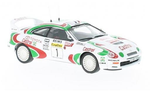 Toyota Celica 1/43 Trofeu ST205 No.1 Castrol Rallye WM Rallye Monte Carlo 1995 D.Auriol/B.Occelli diecast model cars