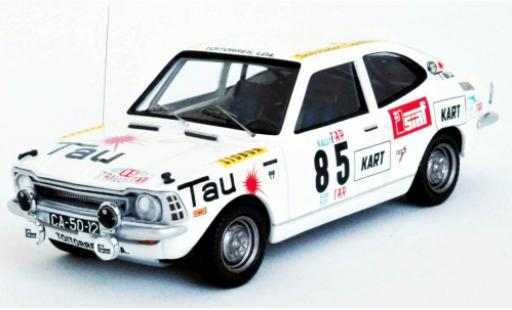 Toyota Corolla 1/43 Trofeu 1200 No.85 Rallye WM Rally Portugal 1973 P.Cortez/T.Gomes diecast model cars