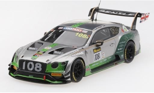 Bentley Continental 1/43 TrueScale Miniatures GT3 RHD No.108 Team M-Sport 12h Bathurst 2019 A.Soucek/M.Soulet/V.Abril miniature