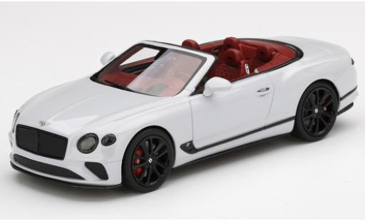 Bentley Continental 1/43 TrueScale Miniatures GTC blanche