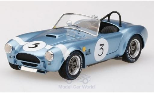 Shelby Cobra 1/43 TrueScale Miniatures No.3 500km Spa 1964 B.Bondurant miniature