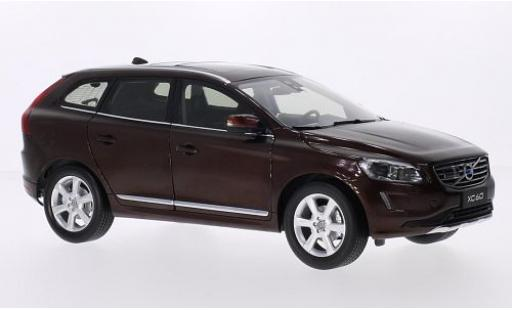 Volvo XC 1/18 Ultimate Diecast 60 metallise marron 2015 miniature