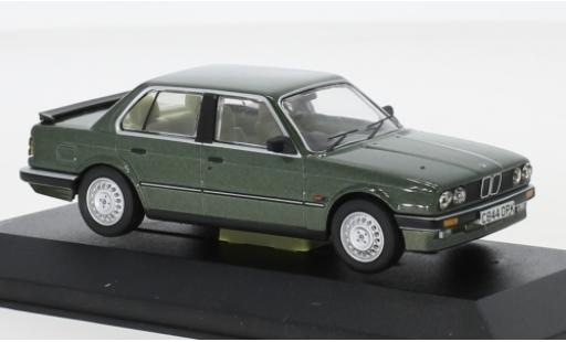 Bmw 323 1/43 Vanguards i (E30) metallise verde RHD coche miniatura