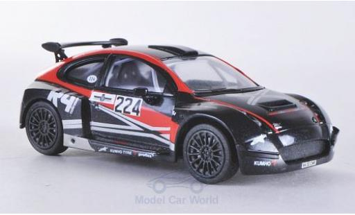 Colin McRae R4 1/43 Vanguards No.224 2007 Goodwood Festival of Speed mit Gebrauchsspuren miniatura