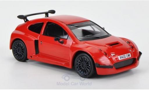 Colin McRae R4 1/43 Vanguards rouge RHD miniature