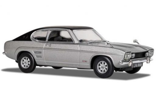 Ford Capri 1/43 Vanguards MkI 3000E grise/matt-noire RHD 1970 miniature
