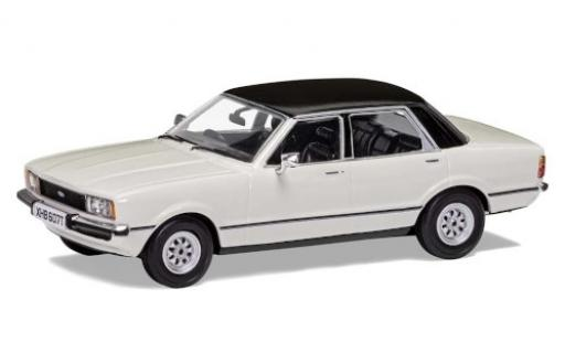 Ford Cortina 1/43 Vanguards Mk4 2.0 GL white/black RHD diecast