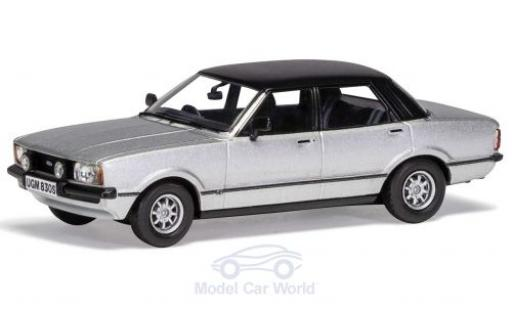 Ford Cortina 1/43 Vanguards MkIV 3.0 Savage grise/noire RHD miniature