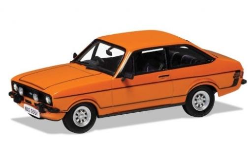 Ford Escort 1/43 Vanguards Mk2 1600 Sport orange/Dekor RHD diecast model cars
