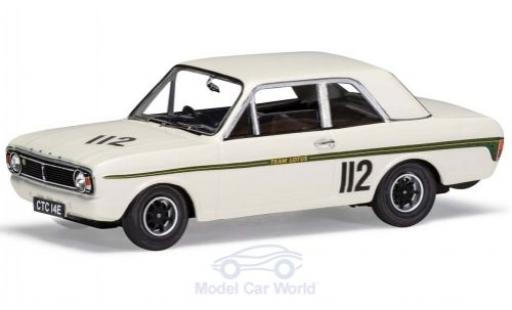 Ford Lotus 1/43 Vanguards Cortina Mk2 FVA RHD British Saloon Car Championship 1967 G.Hill miniatura