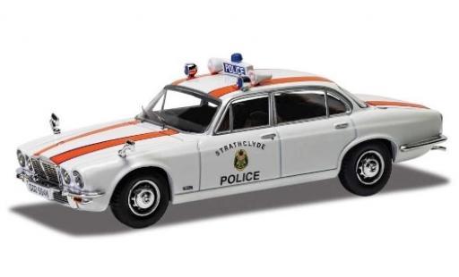 Jaguar XJ 1/43 Vanguards 6 Series 2 4.2 RHD Strathclyde Police 1975 police (GB) coche miniatura